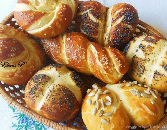 немецкие булочки