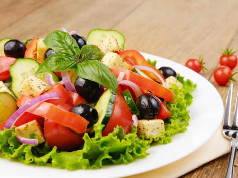 блюда с низким содержанием калорий